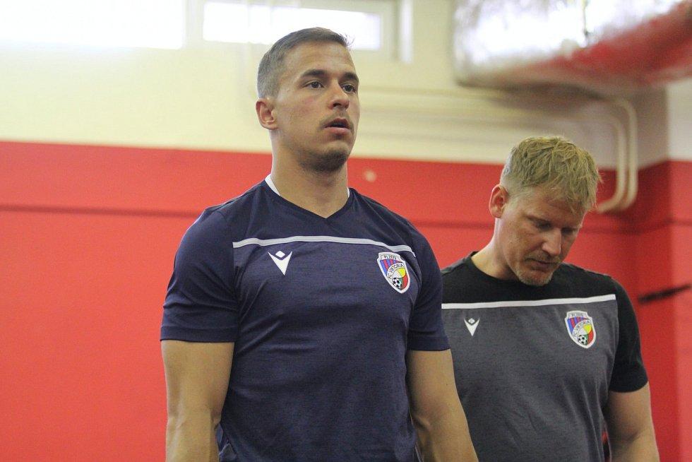 Fotbalisté Viktorie nezahálí ani o víkendu, absolvují funkční testy