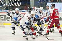 HC Škoda Plzeň vs. HC Olomouc 2