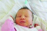 Zuzana Varhová z Dnešic (2720 g, 49 cm) spatřila světlo světa v klatovské porodnici 8. července v 17.39 hodin. Rodiče Zuzana a Michal věděli, že z porodnice domů Alexandrovi (8) přinesou sestřičku.