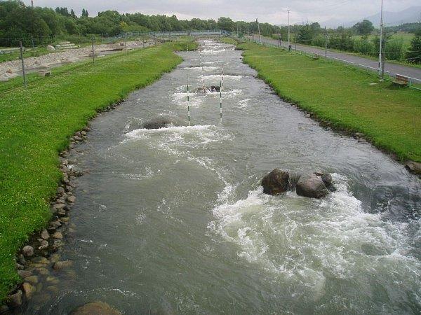 Dráha vLiptovském Mikuláši na Slovensku je velmi podobná té, která by mohla vzniknout vPlzni.