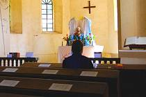 Kaple sv. Anny v Pňovanech se v neděli 26. července po dlouhých letech mimořádně otevřela veřejnosti.