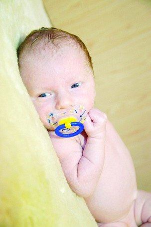 Ondřej Danko se narodil 23. května v 5:46 mamince Martině a tatínkovi Bronislavovi z Přeštic. Po příchodu na svět v plzeňské FN vážil jejich prvorozený synek 2700 gramů a měřil 47 centimetrů.