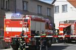 V Červeném Hrádku zemřel po explozi válečného granátu třiatřicetiletý muž