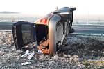 Nehoda na silnici I/20.