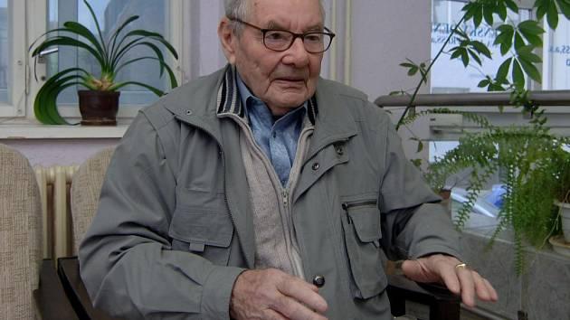 Václav Čása z Horní Bělé hledá po čtyřiašedesáti letech kamarády, kteří s ním byli nuceně nasazeni v Německu