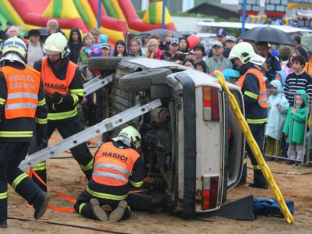 Sportovní areál Senco Doubravka v Plzni zaplnily v sobotu odpoledne stovky dětí.
