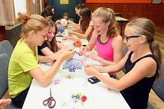 Dětský tábor v Blovicích
