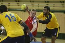 Talent Plzeň B – Al-Gharafa Sports Club (Katar) 26:32