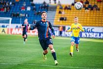 Aleš Čermák se v nedělním zápase v Teplicích vrátil do základní sestavy plzeňské Viktorie.