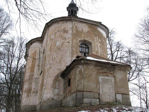 Kostel v Úterý