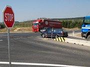 Třemošné se uleví především od kamionové dopravy