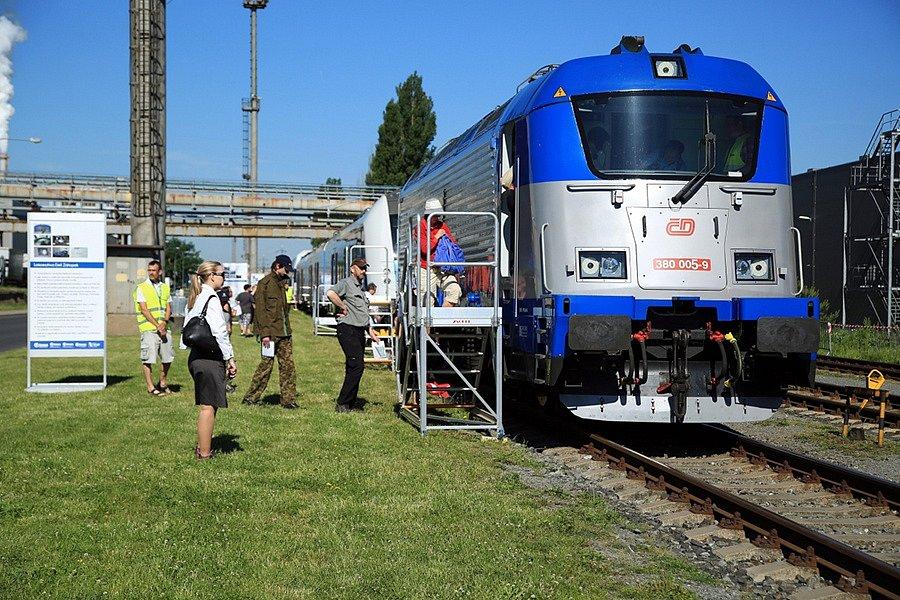 Lokomotiva Emil Zátopek (použít pouze na web)