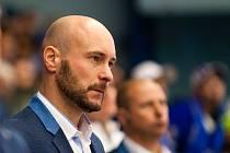 Tomáš Vlasák, sportovní manažer HC Škoda Plzeň.