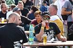 Pivní festival Slunce ve skle pivovar Purkmistr Černice