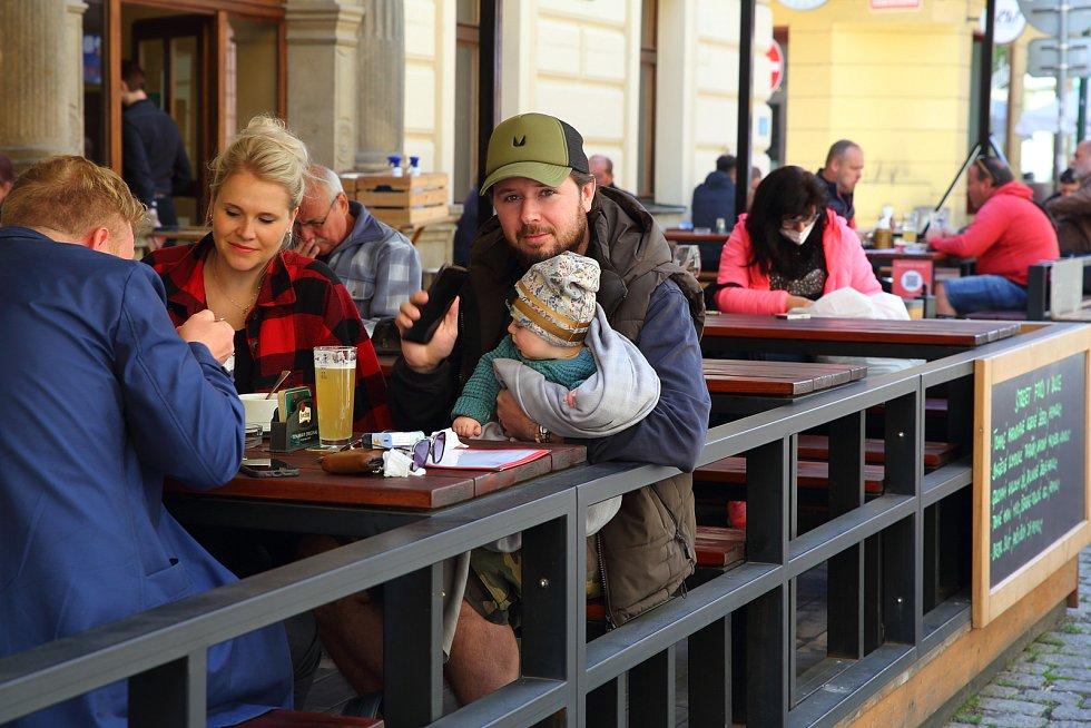 Plzeň - restaurace