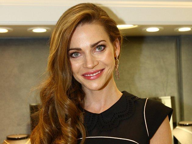 Tváří projektu pro letošní rok je krásná maminka, modelka, Slovenka žijící v Čechách, Andrea Verešová.