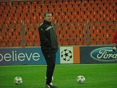 Fotbalisté Viktorie Plzeň odletěli do Minsku.