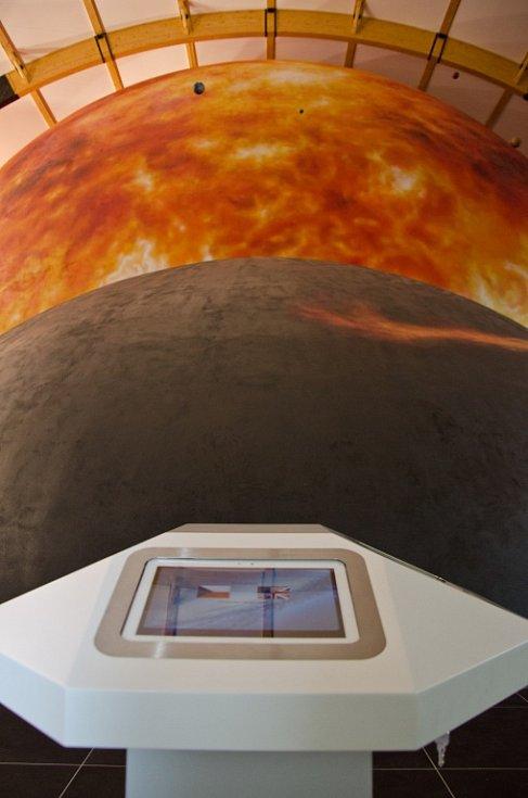 Do planetária se lidé podívají už za tři týdny