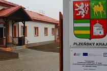 Poslední domácnost, která v rámci Transformace Centra sociálních služeb Stod vznikla v Chotěšově, zatím na obyvatele čeká. Nastěhují se až po Novém roce