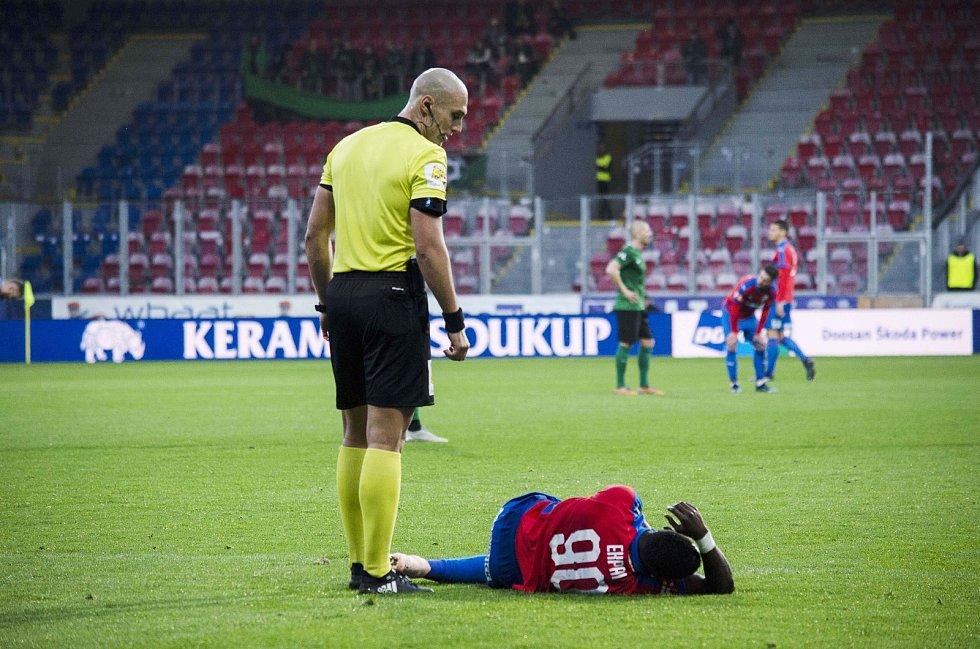 Fotbal, 1. liga Viktoria Plzeň – Příbram