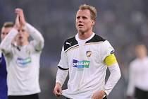 Asi nejpovedenější zápas odehrál David Limberský v roce 2012 proti Schalke 04 v Evropské lize.