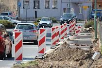 Oprava kanalizace v Městě Touškově