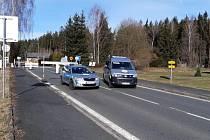 Některé hraniční přechody se uzavřely.