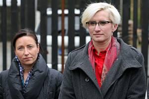 Jana Levová (SPD) a Karla Šlechtová (ANO)