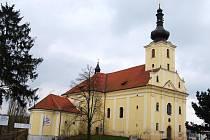 Kostel v Blovicích