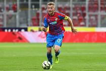 Jakub Brabec nosil na podzim kapitánskou pásku. Kapitánem mužstva bude i v jarní části ligy.