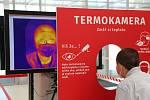 Techmania Science Center v Plzni je opět otevřená pro veřejnost a láká mimo jiné na expozici s termokamerou, kterou instalovali odborníci z výzkumného centra NTC Západočeské univerzity.