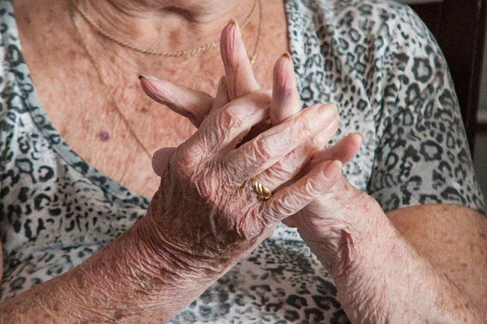 Třemošná, Ústav péče o seniory.