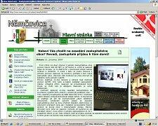 Obec Němčovice se letos uchází o Zlatý erb v kategorii elektronických služeb. Porotu chce zaujmout tím, že bude na internetu vysílat přímé přenosy z jednání zastupitelstva. První přenos byl velmi úspěšný.