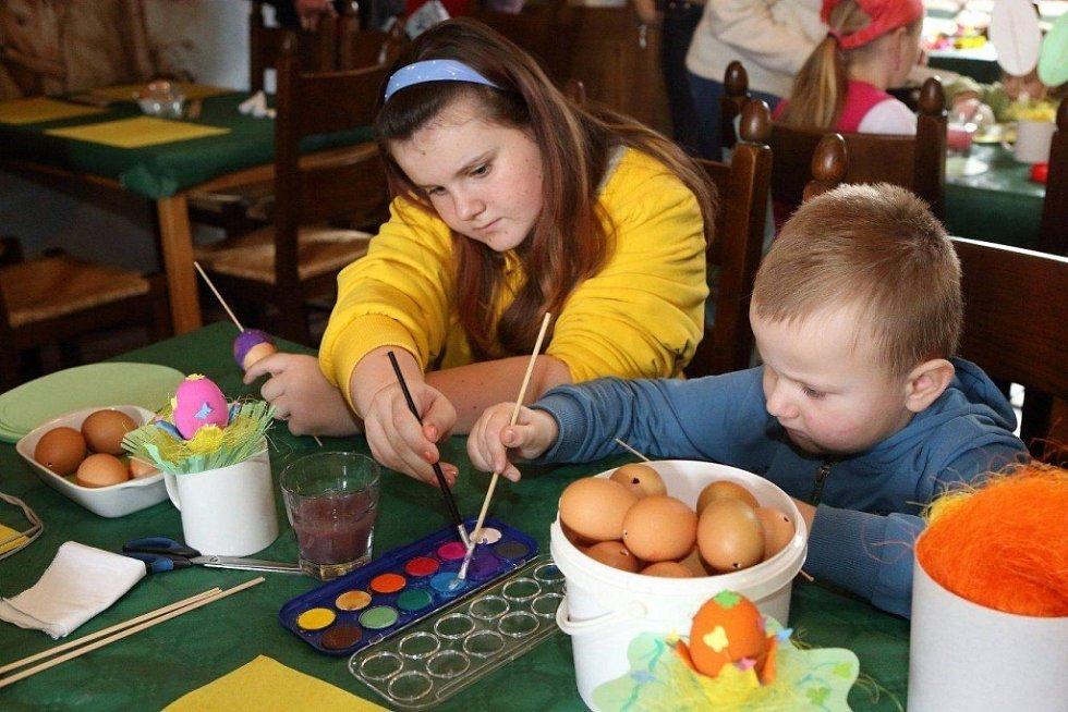 Velikonoce v Býkově