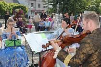 Otevření festivalu 9 týdnů baroka ve Spáleném Poříčí