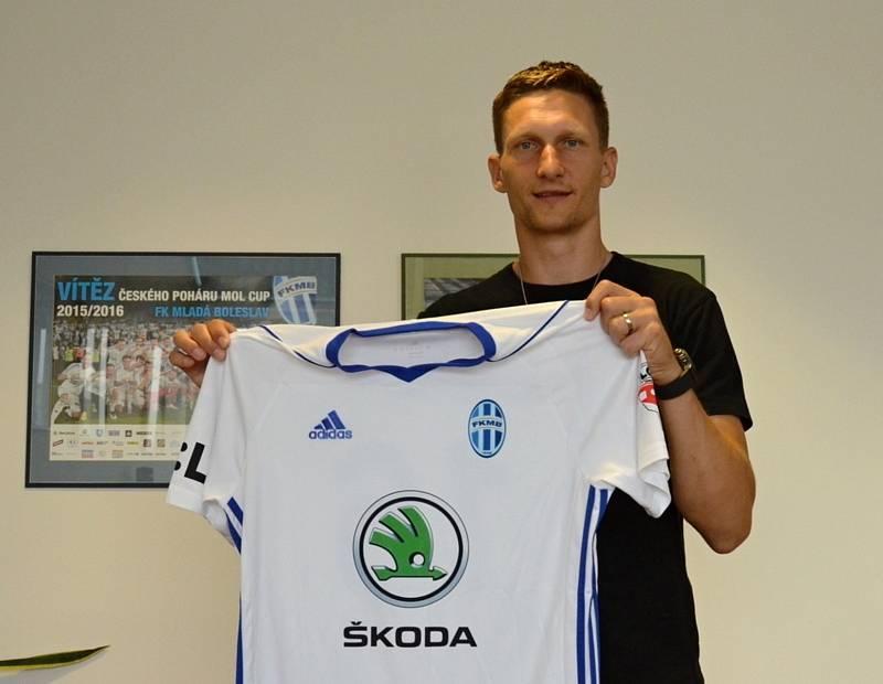 Kanonýr Milan Škoda je další zkušenou posilou fotbalistů Mladé Boleslavi, kteří chtějí čeřit horní příčky tabulky.