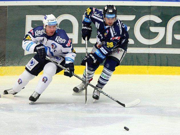 HC Škoda Plzeň - HC Vítkovice Steel
