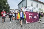 Pilsen Pride, duhový průvod.