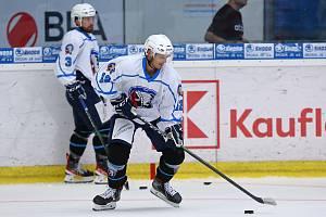 Trénink HC Škoda Plzeň na ledě.