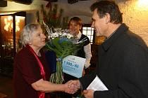 Vyhlášení soutěže Senior roku 2009 v Pivovarském muzeu v Plzni
