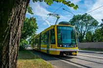 Astra jezdí v Plzni naposledy, po směně zaparkuje v depu historických vozů.
