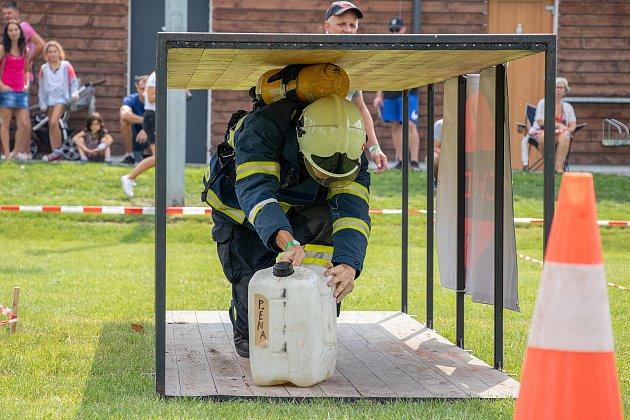Zčinnosti hasičů. Ilustrační foto.
