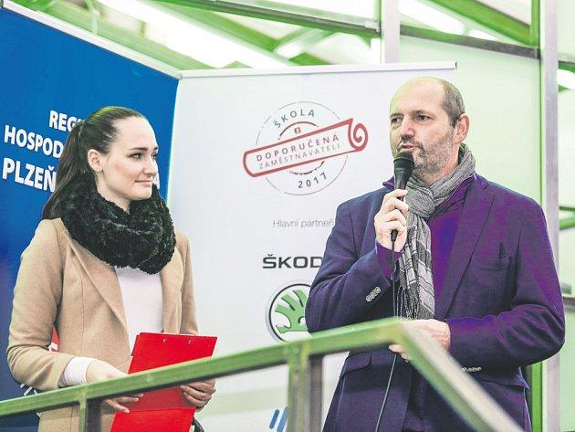 Pavel Karpíšek, předseda představenstva RHK PK.