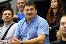 Finanční ředitel futsalového klubu SK Interobal Plzeň Radek Lobo.