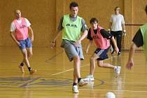 Futsalový maraton Baboon Cup na SPŠE v Plzni