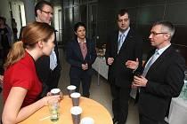 Podnikatelé z Plzeňska se setkali s kolegy z Německa