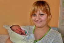 Matyáš Šípek se narodil 28. listopadu v 19:05 mamince Václavě a tatínkovi Olegovi z Nezvěstic. Po příchodu na svět v rokycanské porodnici vážil jejich syn 3420 gramů a měřil 49 centimetrů.