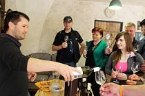 U Červeného kohouta sídlilo Vinařství J. Stávek