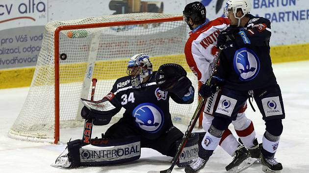 HC Olomouc - HC Plzeň