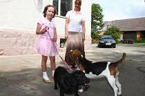 Terezka je i se svou maminkou od 25. května doma. V domě v jihoplzeňské Žákavě.